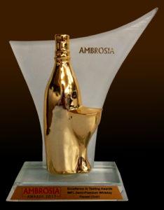 whisky brands award