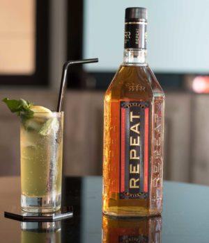 Melon Julep - Whisky Cocktail Recipe