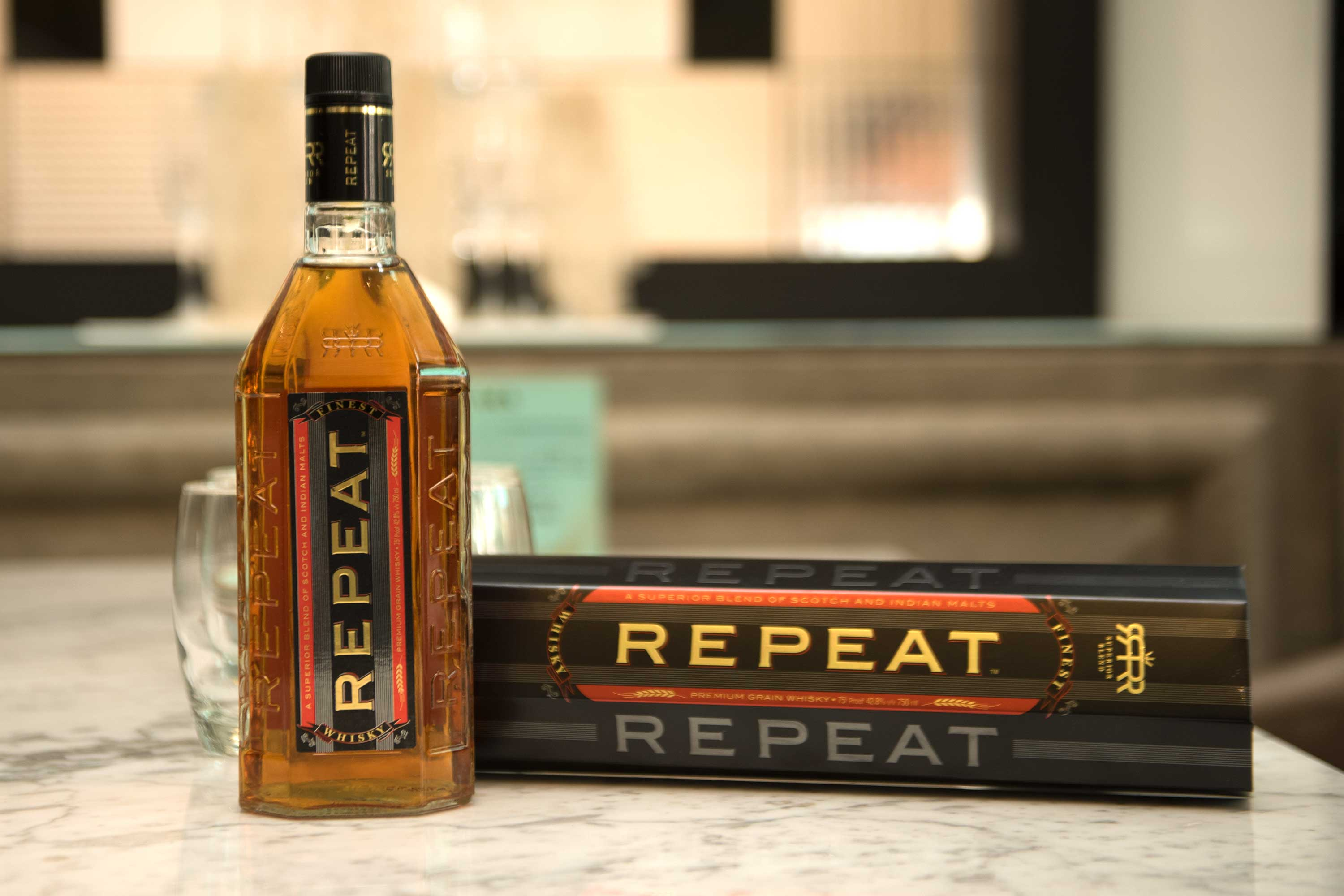 REPEAT blended scotch
